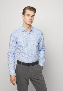 Tommy Hilfiger Tailored - FLORAL PRINT CLASSIC SLIM - Overhemd - blue