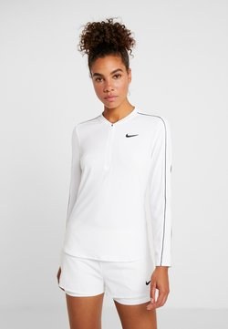 Nike Performance - DRY  - Funktionsshirt - white/black