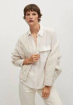 Mango - COMO - Button-down blouse - ecru