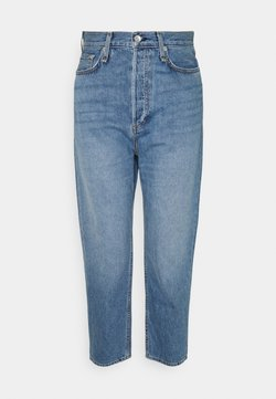 rag & bone - LABEL - Jeansy Straight Leg - celestial
