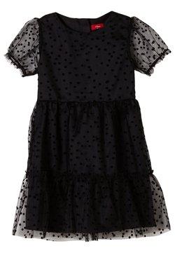 s.Oliver - Cocktailkleid/festliches Kleid - black dots