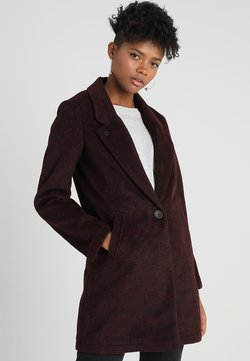 Scotch & Soda - BONDED IN CHECKS AND SOLIDS - Manteau court - combo