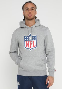 New Era - NFL TEAM LOGO HERREN - Kapuzenpullover - grey