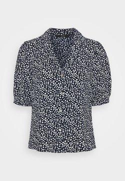 Vero Moda - VMSAGA - T-shirt con stampa - navy blazer
