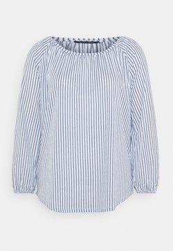 Marc O'Polo - RAGLAN SLEEVE ROUND NECK - Langarmshirt - off-white