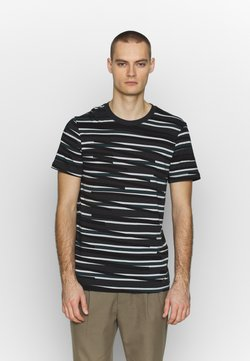 Stance - BLOC - Print T-shirt - black