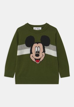 GAP - TODDLER BOY DISNEY MICKEY - Jersey de punto - chive
