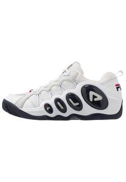 Fila - DISBUBBLE - Sneakers laag - white/navy