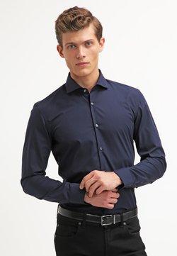 HUGO - JASON SLIM FIT - Koszula biznesowa - navy