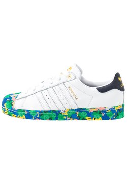 adidas Originals - SUPERSTAR  - Sneakers laag - footwear white/legend ink