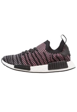 adidas Originals - NMD_R1 STLT PK - Sneaker low - core black/grey four/solar pink
