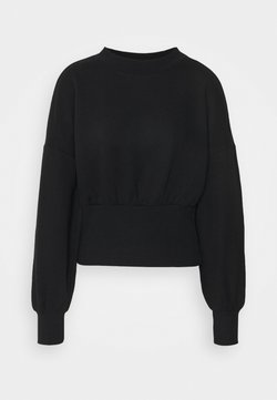 ONLY Tall - ONLLINA HIGHNECK - Sweater - black