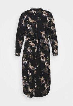 Vero Moda Curve - VMCRANE DRESS  - Freizeitkleid - black
