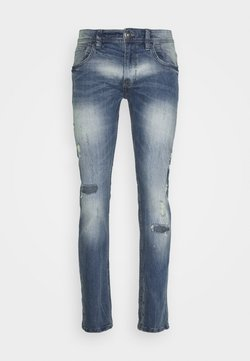 INDICODE JEANS - UPPSALA - Slim fit jeans - bleed blue