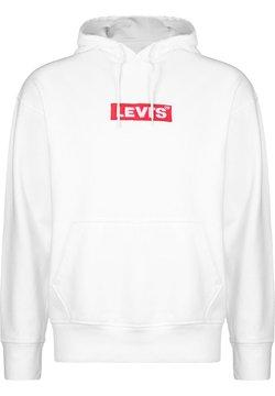 Levi's® - RELAXED GRAPHIC HOODIE UNISEX - Sweat à capuche - neutrals