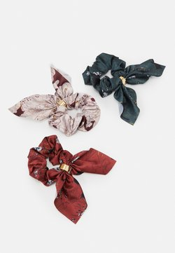 ONLY - ONLELLA SCRUNCHIE 3 PACK - Haaraccessoire - misty rose/multi colour