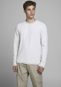 Jack & Jones - JCOBEN - Trui - light grey melange