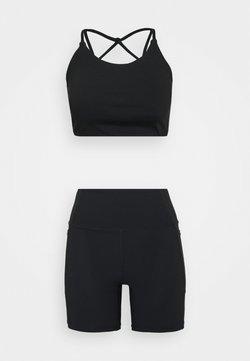 Cotton On Body - ACTIVE SET - Verryttelypuku - black