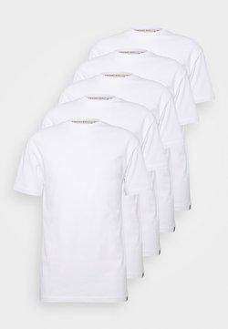 Newport Bay Sailing Club - TEE 5 PACK - T-Shirt basic - white