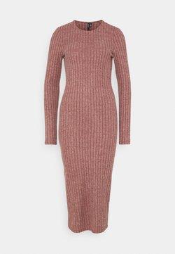 Vero Moda - VMTAMIKA DRESS - Vapaa-ajan mekko - sable/melange