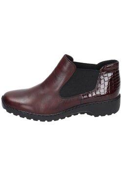 Rieker - Ankle Boot - bordeaux