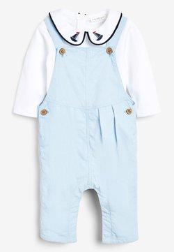 Next - SET - T-shirt à manches longues - blue