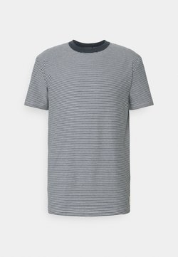 Quiksilver - BUTLER  - T-shirt con stampa - antique white
