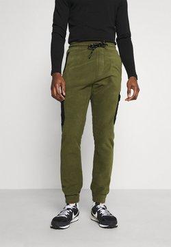 Solid - CARGO - Jogginghose - ivy green