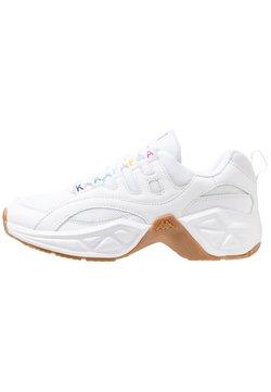 Kappa - OVERTON - Sportschoenen - white/multicolor