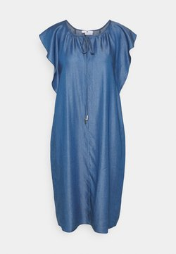 7 for all mankind - FLOATER SLEEVES DRESS - Day dress - light blue