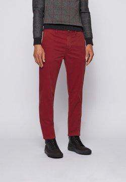 BOSS - TABER D - Chinot - dark red