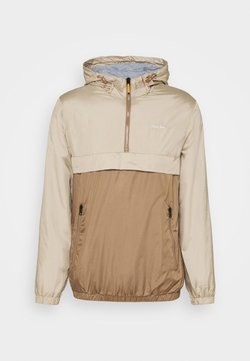 Jack & Jones - JJHUNTER LIGHT ANORAK JACKET - Windbreaker - crockery