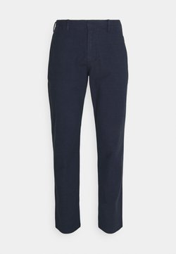 Abercrombie & Fitch - HYBRID FASHION PANT - Stoffhose - navy