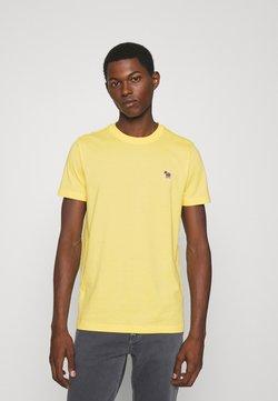 PS Paul Smith - ZEBRA BADGE UNISEX - T-Shirt basic - yellow