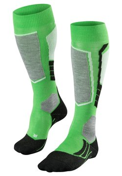 FALKE - SK2 - Sportsocken - vivid green