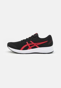 ASICS - PATRIOT 12 - Zapatillas de running neutras - black/classic red