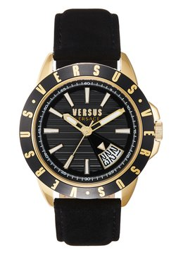 Versus Versace - ARTHUR - Rannekello - black, gold-coloured