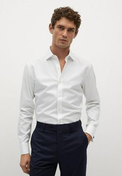 Mango - MASNOU - Camicia elegante - weiß