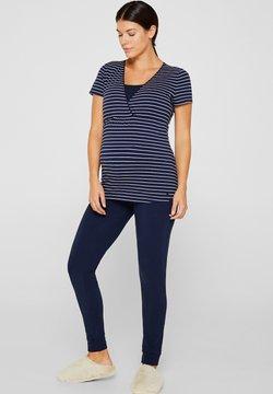 Esprit Maternity - MIT STILLFUNKTION - Pyjama - night blue