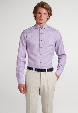 Eterna - SLIM FIT - Hemd - blau/rosé