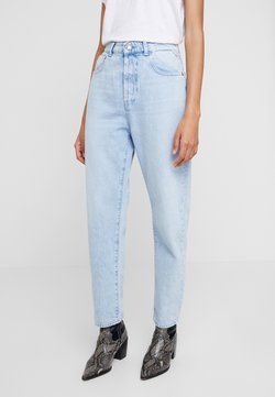 Replay - TYNA - Jeans baggy - lightblue