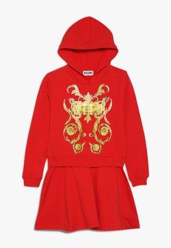 MOSCHINO - DRESS - Freizeitkleid - poppy red