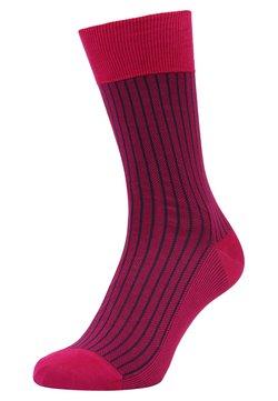 FALKE - OXFORD NENO - Socken - berry