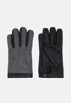 Jack & Jones - JACDAVID GLOVES - Gloves - light grey melange
