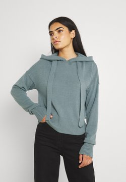 Noisy May - NMSHIP HOODIE - Maglione - trooper
