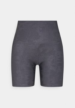 Onzie - BIKE SHORT - Tights - carbon