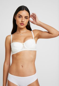Chantelle - DUSK BANDEAU FOAM - Push-up BH - milk