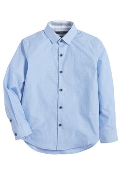 Next - LONG SLEEVE SMART SHIRT (3-16YRS) - Vapaa-ajan kauluspaita - blue