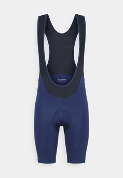 Vaude - ME ACTIVE BIB PANTS - Tights - navy