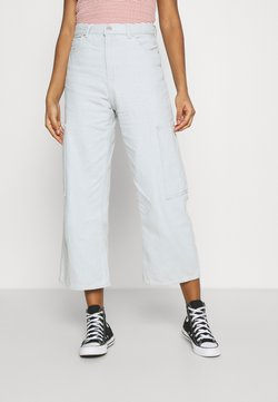 Levi's® - HIGH WAISTED CROP  - Relaxed fit jeans - waste not